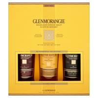 Buy & Send The Glenmorangie Pioneering Collection 3x 35cl